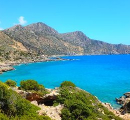 Het Europese Wandelpad E4 op Kreta