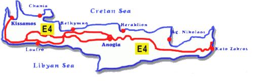 e4 route