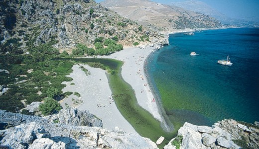 De natuur op het eiland Kreta